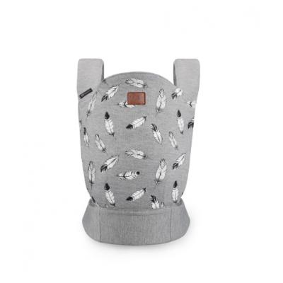 KINDERKRAFT nešioklė MILO grey