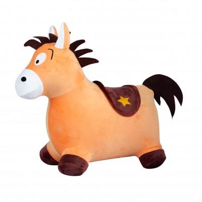 JOHN šokinėjimo ponis švelniu paviršiumi Hop Hop Pony, 59043