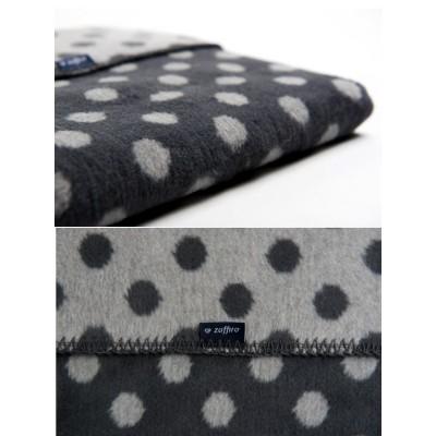 WOMAR pledas Graphite&Grey Spots 75x100cm