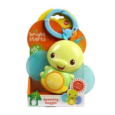 BRIGHT  STARTS pakabinamas žaislas Beaming Buggie, 52147-6
