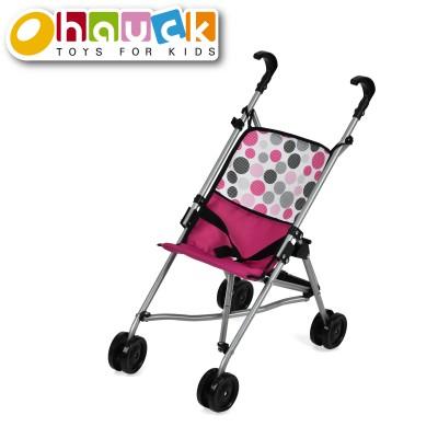 HAUCK vežimėlis lėlei Uno Mini, rožinis, D81009