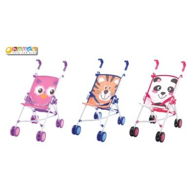 HAUCK vežimėlis lėlei Zoo, asort., D81025