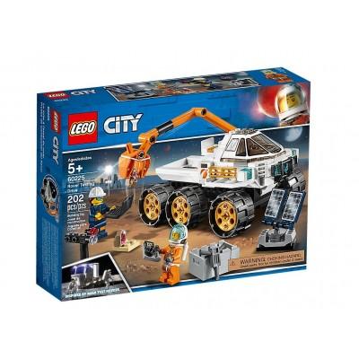 60225 LEGO® City Mėnuleigio bandymas