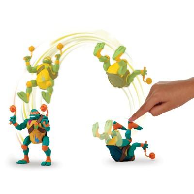 ROTMNT pašokanti figūrėlė Michelangelo, 81403