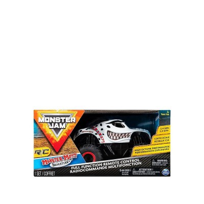 MONSTER JAM 1:24 visureigis Mutt Dalmation, 6044951