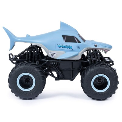 MONSTER JAM visureigis RC 1:24 Megalodon, 6044952