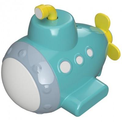 BB JUNIOR vonios žaislas Splash 'N Play Submarine Projector, 16-89001