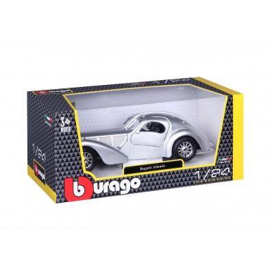 BBURAGO automodelis 1/24 Bugatti Atlantic, 18-22092