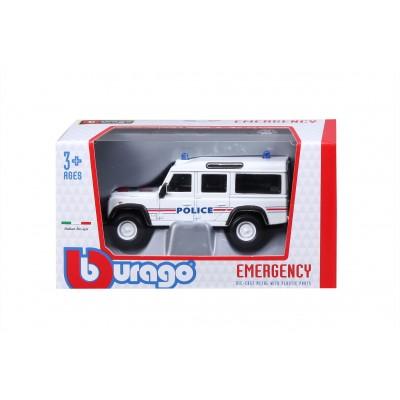 BBURAGO 1/50 automodelis Land Rover Defender 110, 18-32003