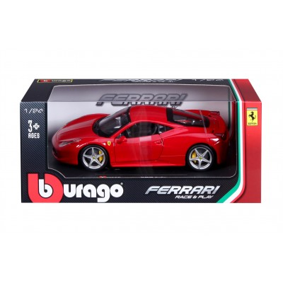 BBURAGO FERRARI automodelis 1/24 Ferrari RP Enzo, 18-26003
