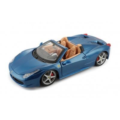 BBURAGO FERRARI automodelis 1/24 Ferrari RP 458 Spider, 18-26017