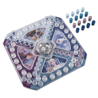 CARDINAL GAMES žaidimų rinkinys Frozen 2, Poper Junior, Domino, 2 dėlionės, 6053006