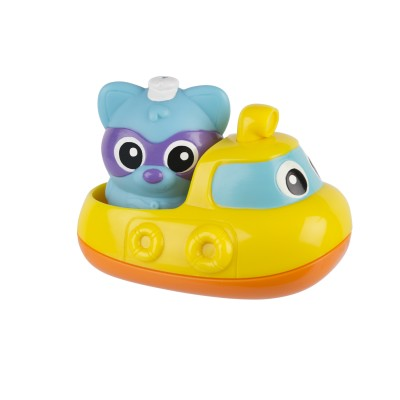PLAYGRO vonios žaislas Rainy Raccoon's Submarine, 4087629