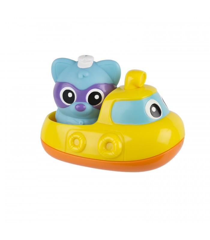 PLAYGRO vonios žaislas Rainy Raccoon's Submarine, 4087629