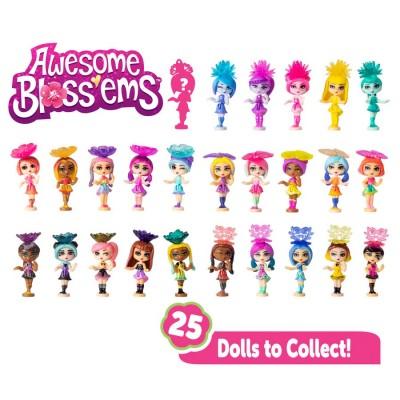 BLOSSOMS lėlė su aksesuarais, asort., 6054562/6056417