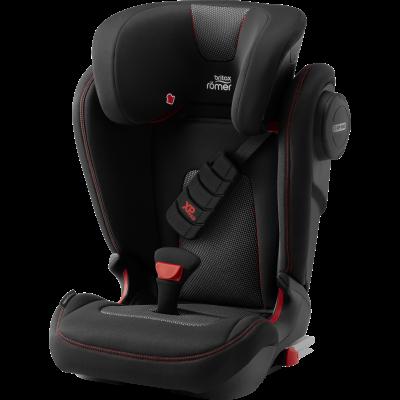BRITAX automobilinė kėdutė KIDFIX III S Cool Flow - Black  2000032379