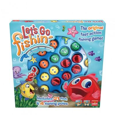 GOLIATH žaidimas Let's Go Fishing Original, 30816.006