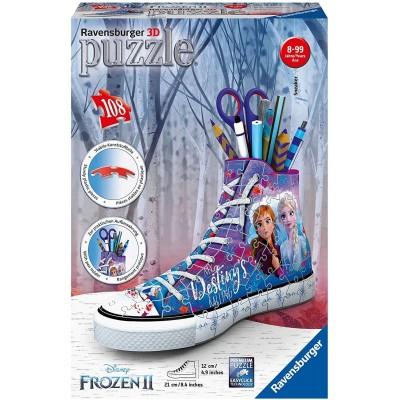 RAVENSBURGER dėlionė-pieštukinė Frozen 2, 108d., 12121