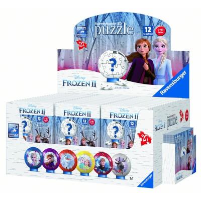 RAVENSBURGER 3D dėlionė Frozen 2, 27d., 11168