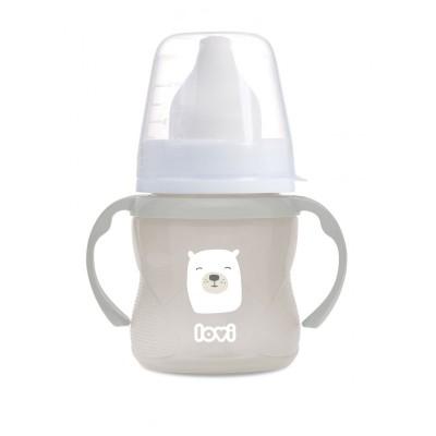 LOVI mokomasis puodelis Buddy Bear, 150 ml 3m+, 35/302