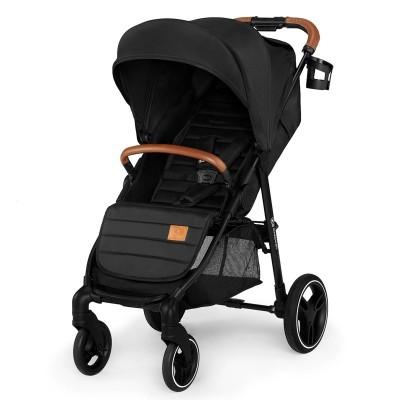 KINDERKRAFT vežimėlis NEW GRANDE Black