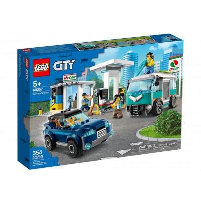 60257 LEGO® City Aptarnavimo stotis
