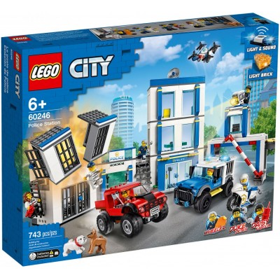 60246 LEGO® City Policijos nuovada