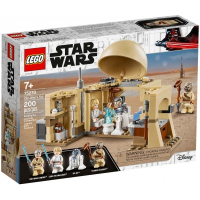 75270 LEGO® Star Wars™ Obi-Wans home Playset
