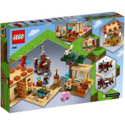 21160 LEGO® Minecraft™ Illager reidas