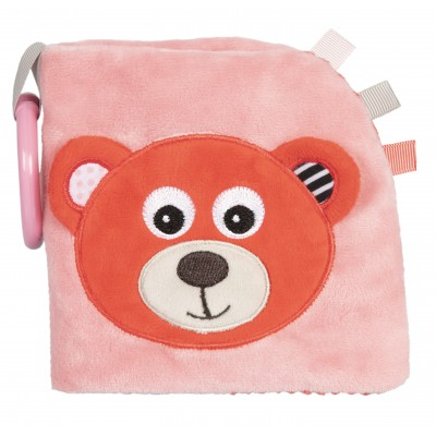 CANPOL BABIES pliušinė knygutė Bears, 68/075_cor