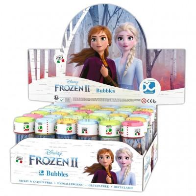 DULCOP muilo burbulai Frozen 2, 60ml, 103.874900