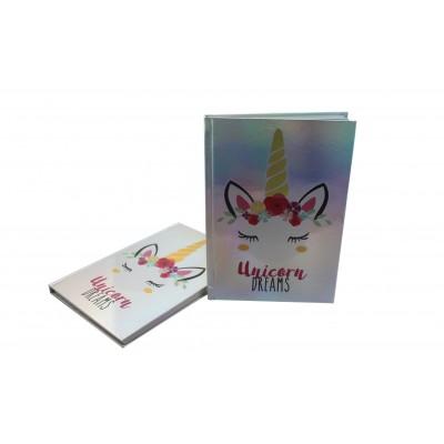 TOTUM užrašų knygutė Unicorn, 076051
