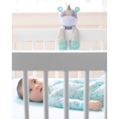 SKIP HOP Muzikinis miego  žaislas su balso įrašymu Unicorn, 303600