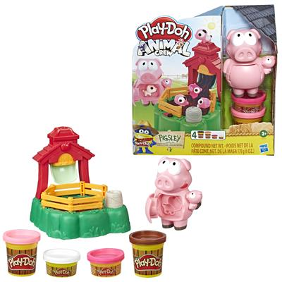 PLAY DOH Animal Crew Pigsley rinkinys, E67235