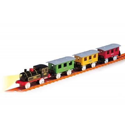 PEQUETREN traukinio rinkinys Train of the children, 2001