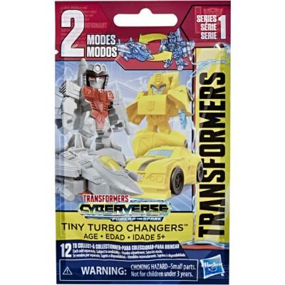 TRANSFORMERS transformeris Cyberverse Tiny Turbo Changers, E4485EU6