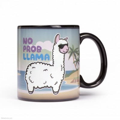 Puodelis Llama, LLAMAMUG