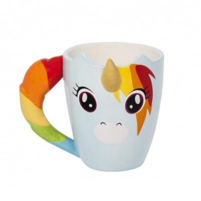 Puodelis Unicorn, UNIMUG