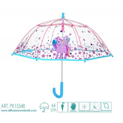 PERLETTI vaikiškas skėtis Pony, 15548