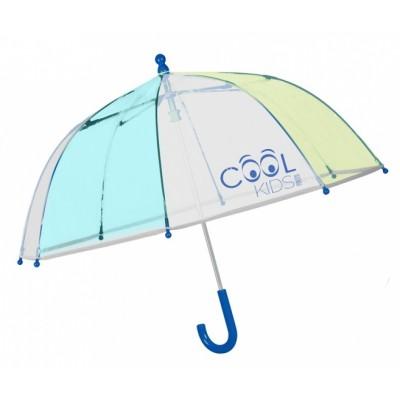 PERLETTI vaikiškas skėtis  mėlynas Cool, 15558
