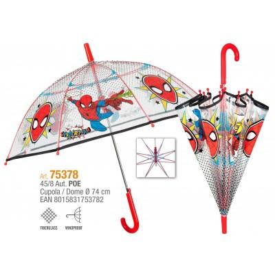 PERLETTI vaikiškas skėtis Spiderman, 75378