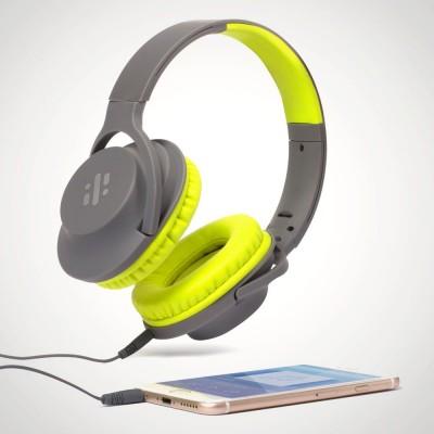 Play ausinės žaios DJ Style, SW-04PLAYG