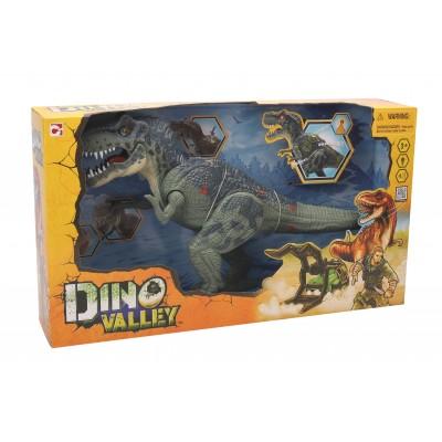 CHAP MEI rinkinys Dino Valley 6 Interactive T-Rex, 542051