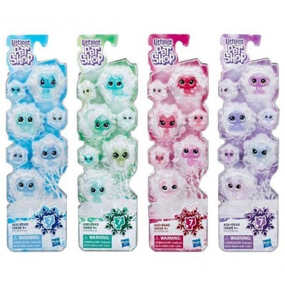 LITTLEST PET SHOP FROSTED FAVORITES, E5483EU4