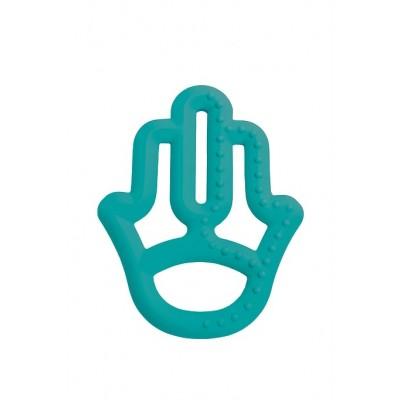 MINIKOIOI silikoninis kramtukas Green Toothie 101040001