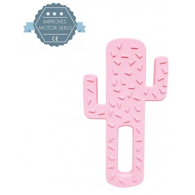 MINIKOIOI silikoninis kramtukas Pink Cactus 101090002