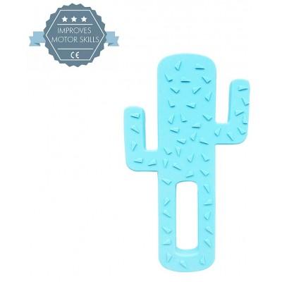 MINIKOIOI silikoninis kramtukas Blue Cactus 101090003
