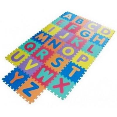 Chippy Dėlionė kilimėlis ABC, A-Z, 26vnt, art.  A169301
