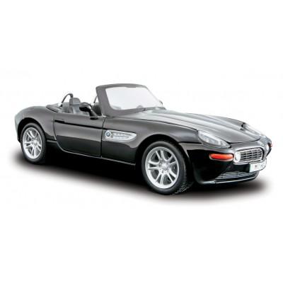 MAISTO DIE CAST automodelis 1:24 BMW Z8 mth, 31996