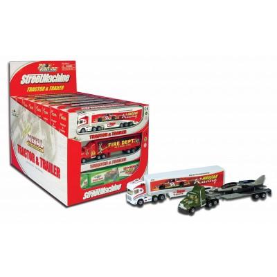 PIONEER sunkvežimis su priekaba (DISPL24), PT304